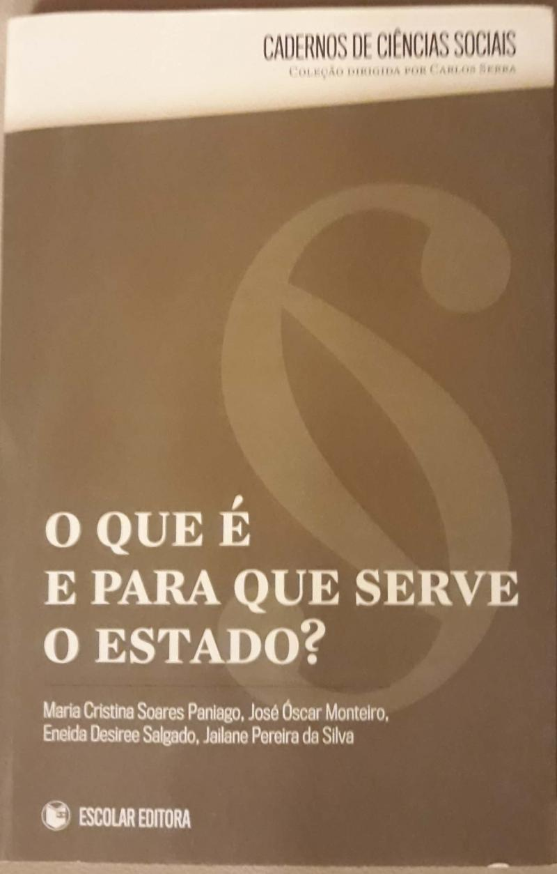 O que é e para que serve o Estado?